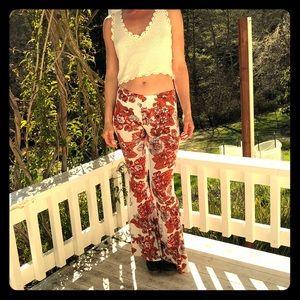 Volcom Flare Ninety One Women's Pants M